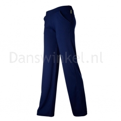 Purelime Tennis Pants Donkerblauw