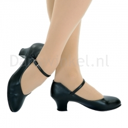 Capezio Leather Jr. Footlight
