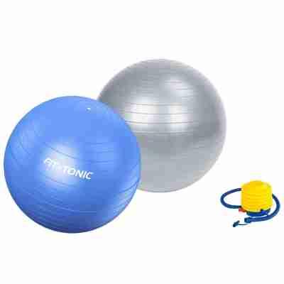 Techdance Yoga Bal TH-126 Blauw
