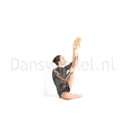 Techdance Ballet Foot Stretch van hout TH-101