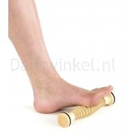 Techdance footsie roller van hout