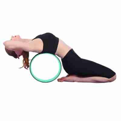 Techdance Yoga-wiel TH-109 voor gespannen rug