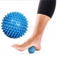 Techdance TH-110 massage bal blauw