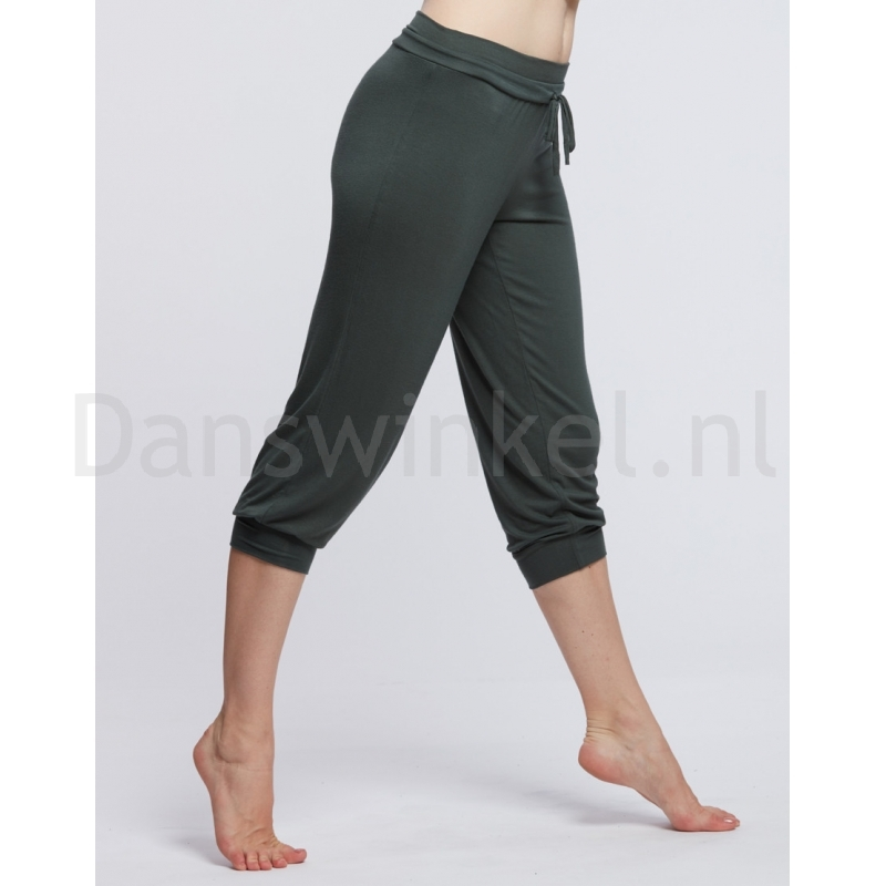 Temps Danse Dames Bamboo crop Pants Bakara