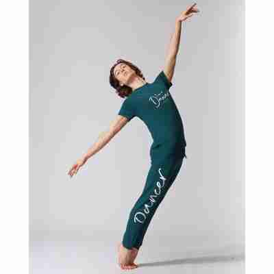 Temps Danse Heren T-shirt Orian I Am evergreen danser