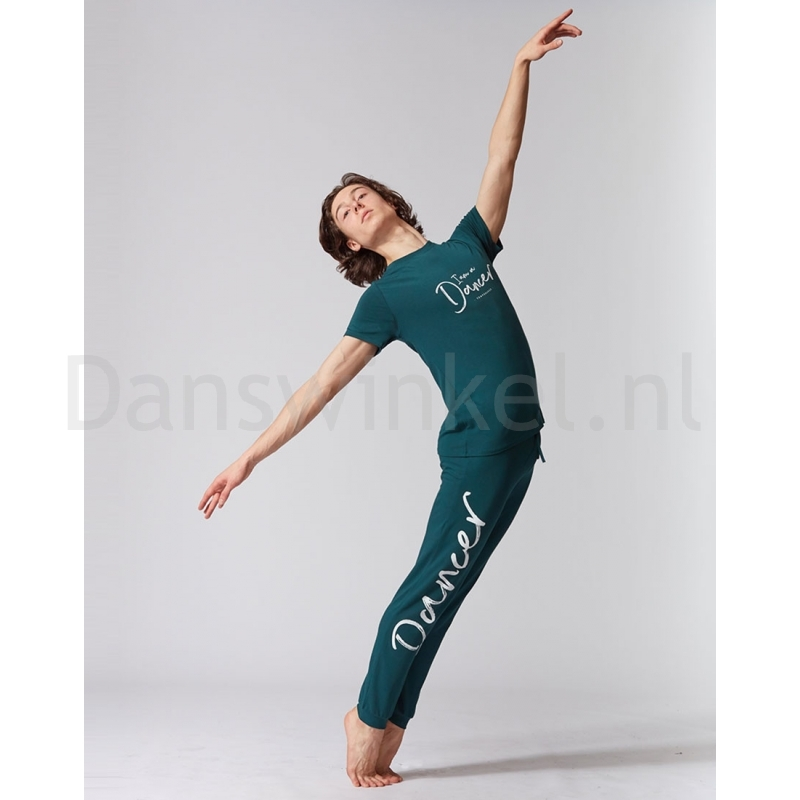 Temps Danse Man T-shirt Orian I Am evergreen dancer