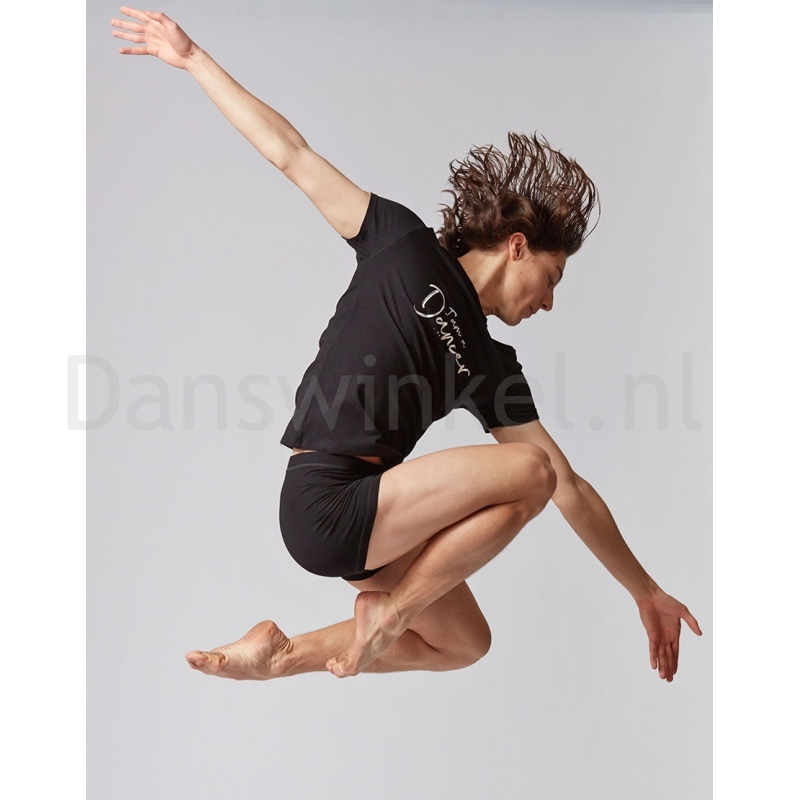 Temps Danse Heren T-shirt Orian I Am black dancer