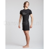Temps Danse Heren T-shirt Orian I Am zwart