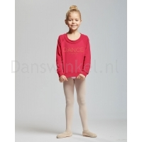 Temps Danse Dans Sweater Talia JR Dots donker rose