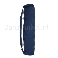 ToeSox Jute Yoga Mat Bag blauw
