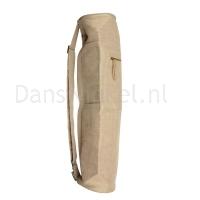 ToeSox Jute Yoga Mat Bag jute