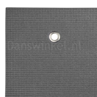 ToeSox Warrior Eyelet Yoga Mat II 4mm bovenkant ring