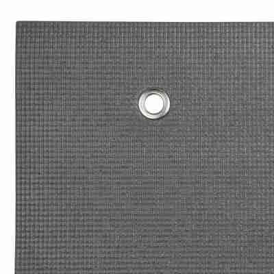 ToeSox Warrior Eyelet Yoga Mat II 4mm bovenkant ring