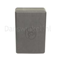 ToeSox 369 Yoga Block grijs voorkant