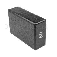 ToeSox 369 EPP Yoga Blok zwart voorbeeld