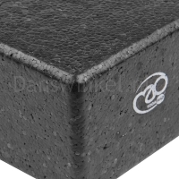 ToeSox 469 EPP Yoga Block zwart hoek