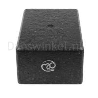 ToeSox 469 EPP Yoga Block zwart voorkant