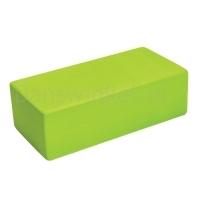 ToeSox Yoga Brick limegroen