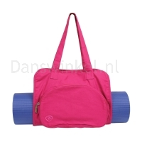 ToeSox Yoga And Pilates Mat Carry Bag voorkant
