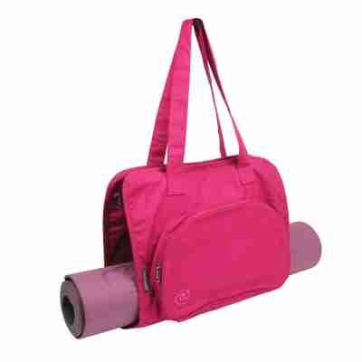 ToeSox Yoga And Pilates Mat Carry Bag zijkant