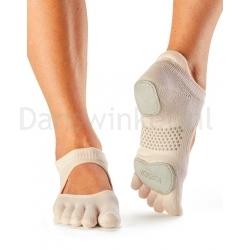 ToeSox Full Toe Prima Bellarina sokken