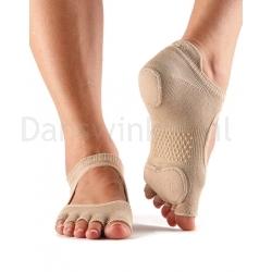 ToeSox Half Toe Prima Bellarina sokken