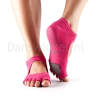ToeSox Danse Sokken Plie Roze