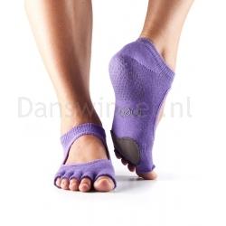 ToeSox Danse Sokken Plie Half