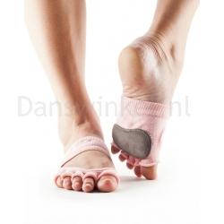 ToeSox Danse Sokken Releve Half