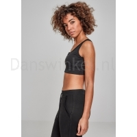 Urban Classics Ladies Rib Short Top