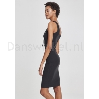 Urban Classics Ladies Lace Up Dress