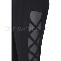Urban Classics Ladies Ribbon Mesh Leggings