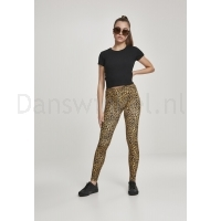 Urban Classics Ladies Pattern Leggings Leo