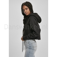 Urban Classics Ladies Oversized Short Raglan Zip Hoody