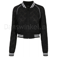 Urban Classics Ladies Lace College Blouson voor