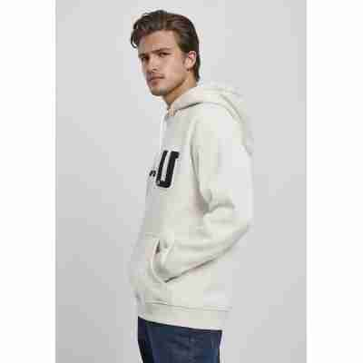 Urban Classics Oversized Frottee Patch Hoody linker kant
