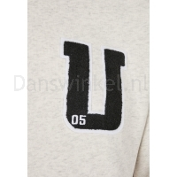 Urban Classics Oversized Frottee Patch Hoody U05