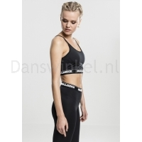 Urban Classics Ladies Sports Bra sta zijkant