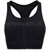 Urban Classics Ladies Tech Mesh Zipped Bra los voor