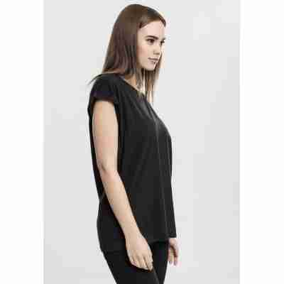 Urban Classics Ladies Extended Shoulder Tee TB771