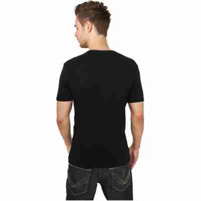 Urban Classics Slim 1by1 V-Neck Tee TB367