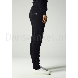 Urban Classics Ladies Melange Biker Sweatpants