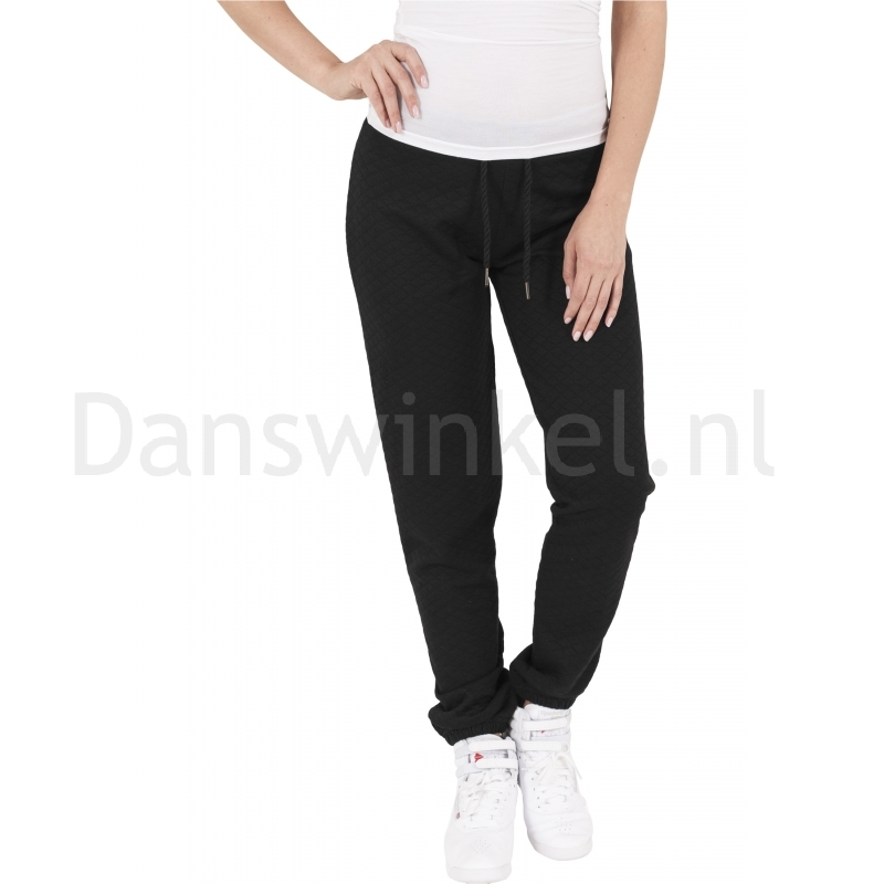 Urban Classics Ladies Quilt Jogging Pants