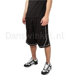 Urban Classics Piping Bball Mesh Shorts