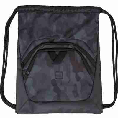 Urban Classics Ball Gym Bag camo donker