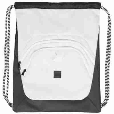 Urban Classics Ball Gym Bag wit