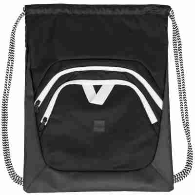 Urban Classics Ball Gym Bag zwart