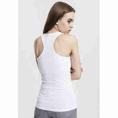 Urban Classics Ladies Jersey Tanktop Wit