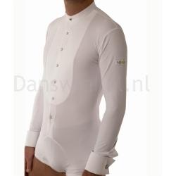 Very Zofcin Performance Shirt Slimfit Wit
