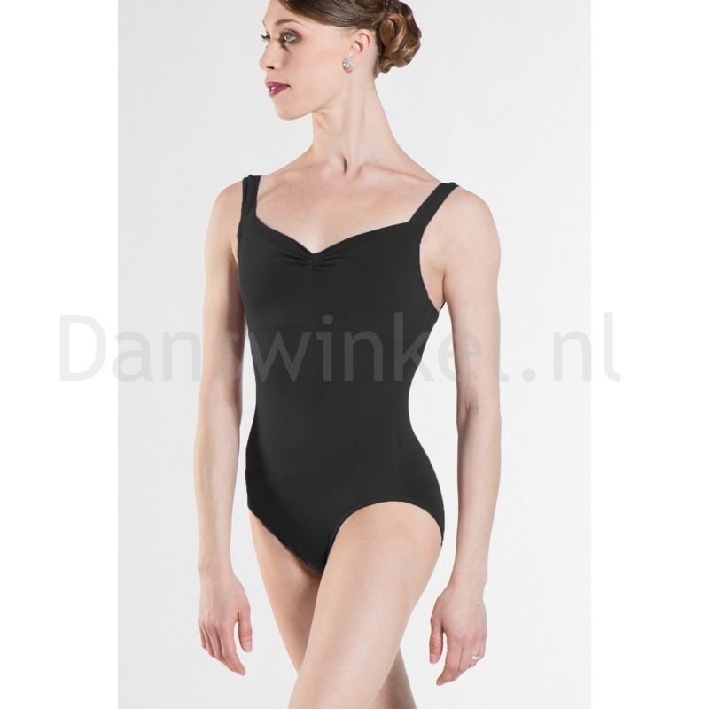 zwart klassiek dames balletpak Wear Moi Mabel